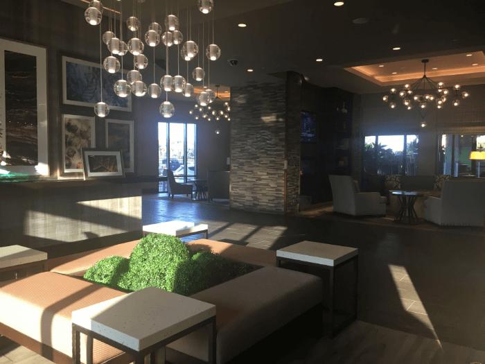 homewood suites savannah lobby