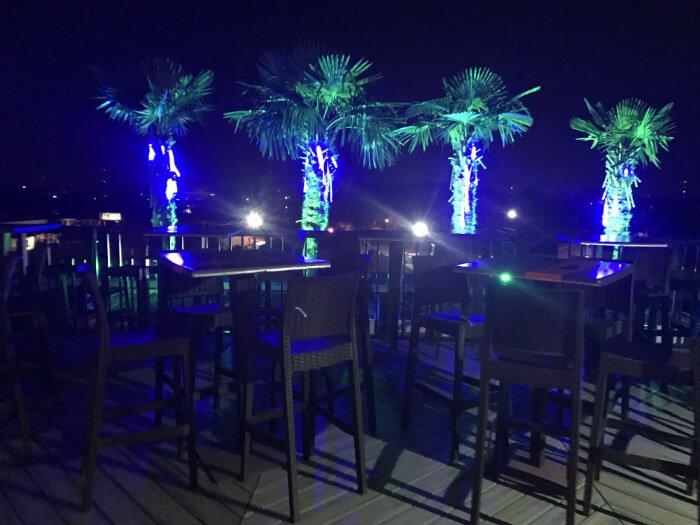 homewood suites savannah rooftop bar georgia hotel