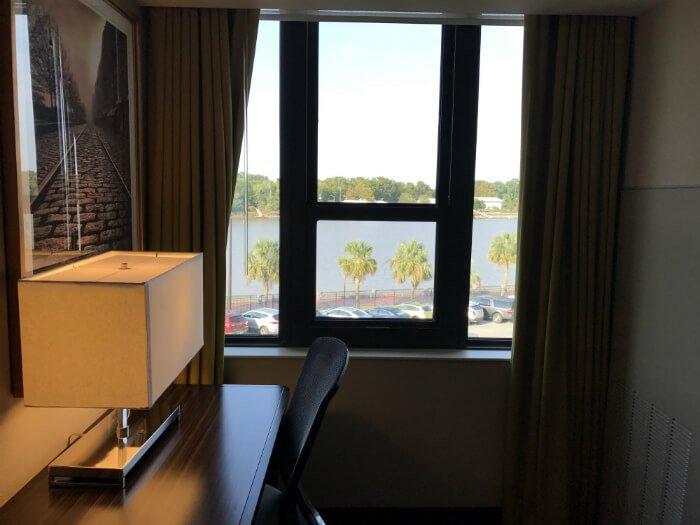 river view homewood suites savannah hotel