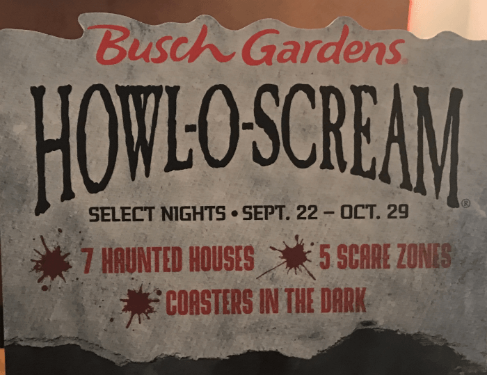 Discounted Tickets To Howl O Scream Tampa Green Vacation Deals