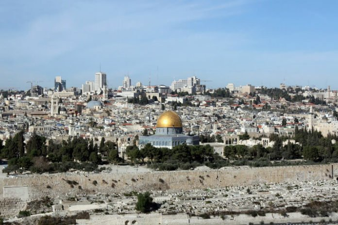 Israel vacation sweepstakes stay at Waldorf Astoria Jerusalem