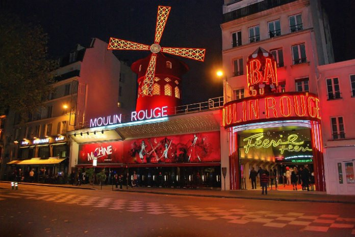 20% off Moulin Rouge cabaret show Seine River dinner cruise Eiffel Tower priority access