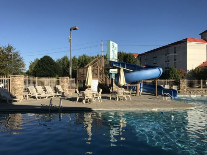 pigeon forge water park hotel