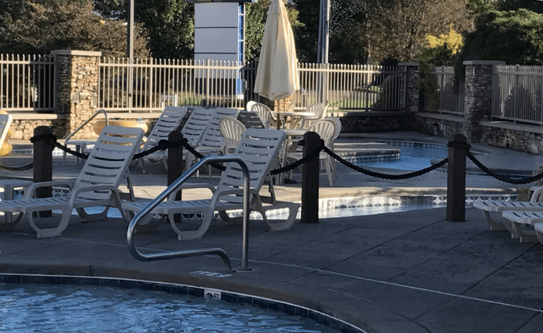 Music Road Resort Hotel water park