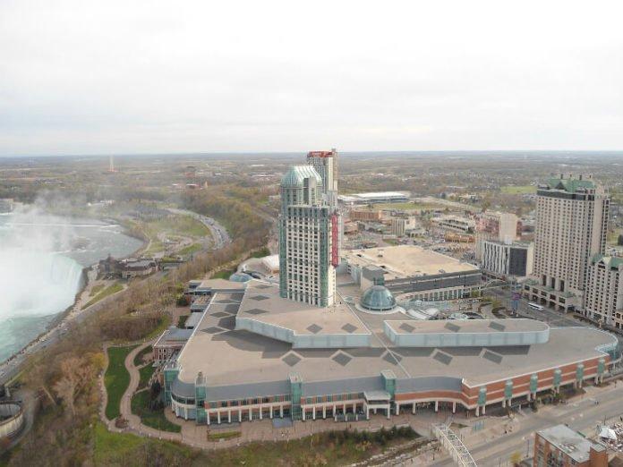 Niagara Falls Canada tour see Skylon Tower deal