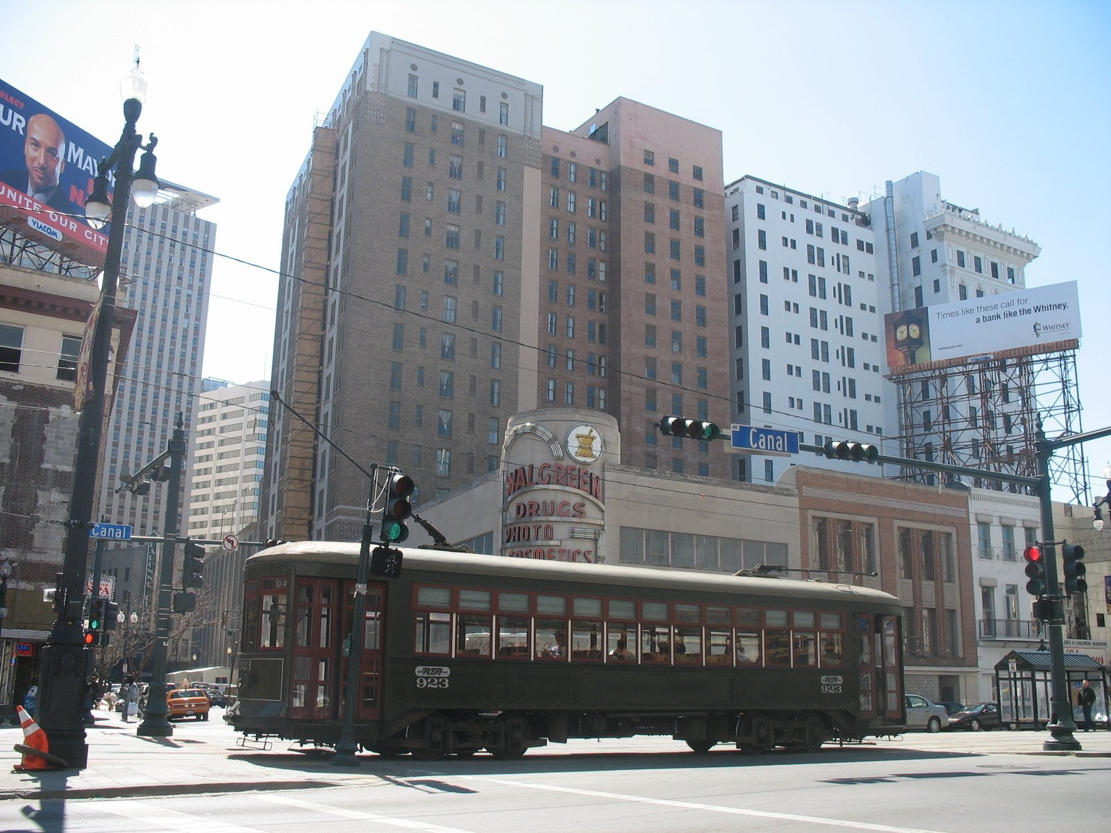 National Car Rental New Orleans Downtown