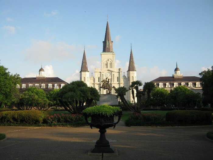 Win A Trip To New Orleans Green Vacation Deals