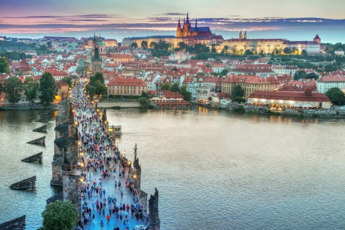 Win free trip to Prague hotel stay airfare credit guided food tour