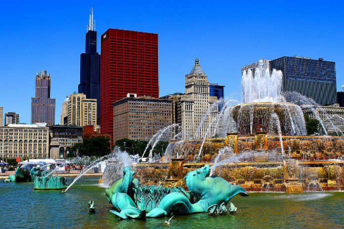 Win free trip to Chicago hotel accommodations gift card airfare