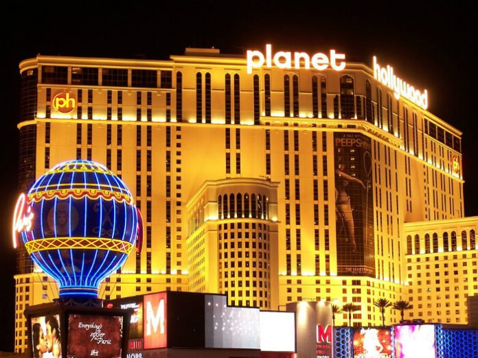 win $800 towards airfare to vegas planet hollywood resort & Casino hotel stay