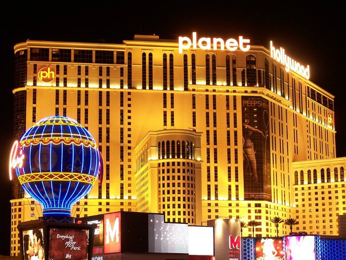Win A Trip To Las Vegas Planet Hollywood Resort Green