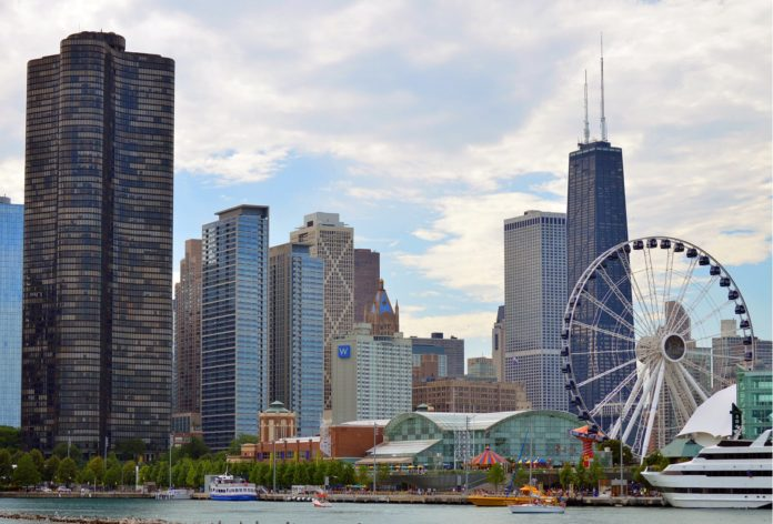 Win free trip to Chicago Illinois roundtrip airfare Freehand Chicago stay