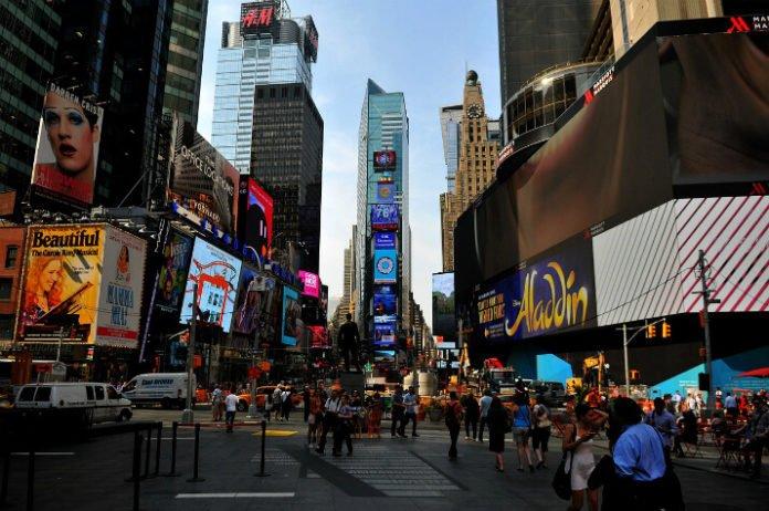 Discounted Aladdin tickets Disney Broadway musical NYC