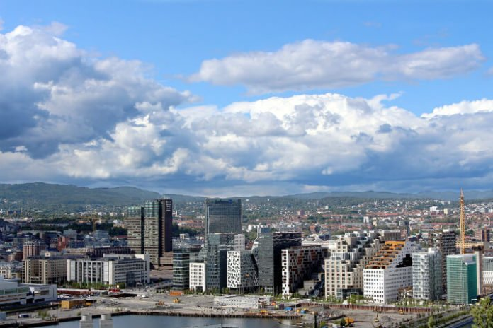 Cheap roundtrip flights from Boston Massachusetts to Oslo Norway for $328.15