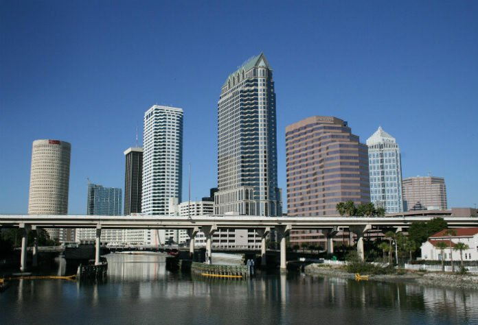 $15 off flight from Philadelphia to Tampa Florida