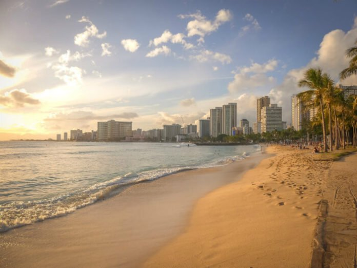 Hawaiian Airlines sweepstakes win free flight choice of hotel