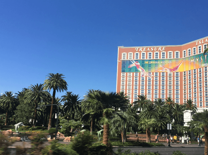 Treasure Island Vegas Hotel Deals