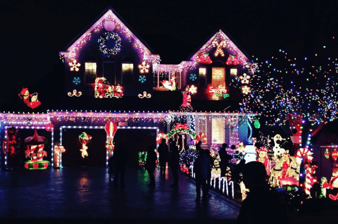 Discounted Holiday City Light Tour in San Diego California Christmas savings