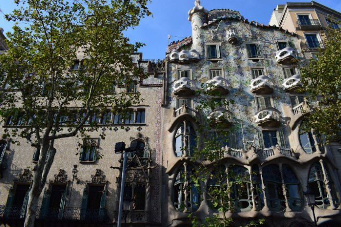 Flash sale save 40% off 4-star Barcelona hotel in Gothic District