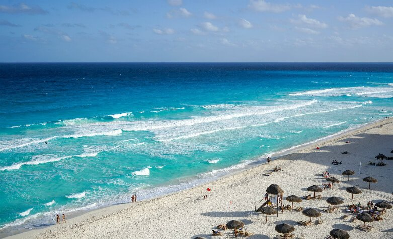 Win A Beach Vacation In Cancun Green Vacation Deals
