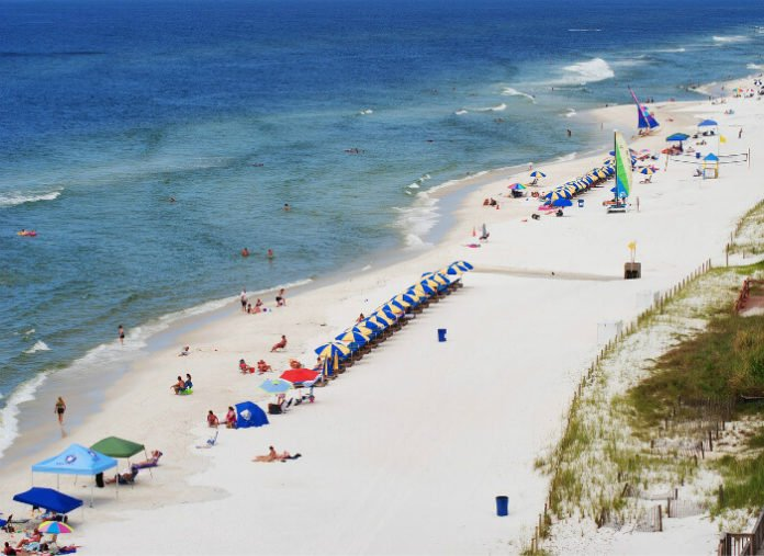 Panama City vacation sweepstakes win rental home tickets to family fun park dining