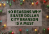 10 reasons to go to Christmas at Silver Dollar City at Branson