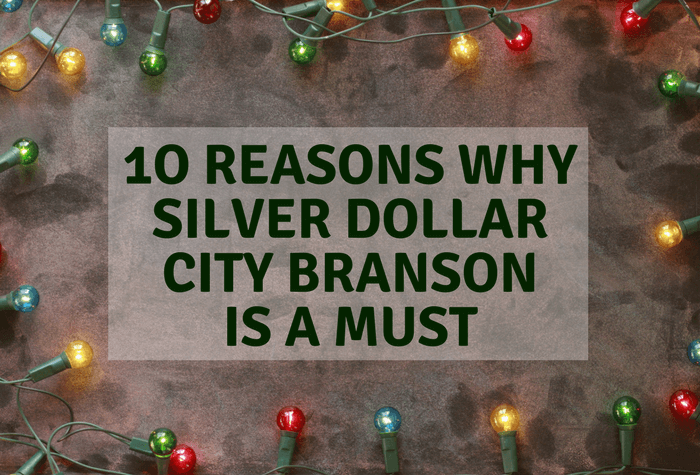 10 reasons to go to christmas at silver dollar city at branson - When Does Branson Mo Decorate For Christmas