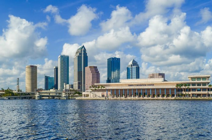 Tampa Florida vacation sweepstakes win roundtrip airfare hotel stay