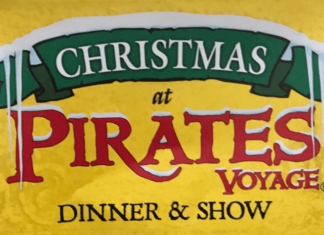 Save money with bundle Myrtle Beach trip & Christmas at Pirates Voyage Dinner & Show