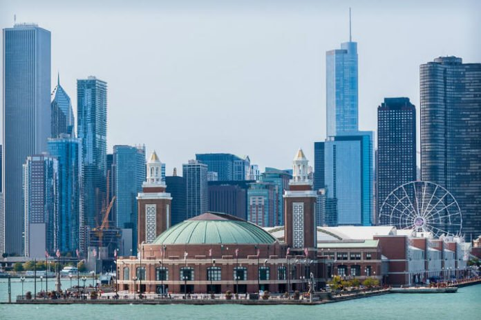Doubletree Chicago near Navy Pier has LEGOLAND packages & 50% off nightly rate deals