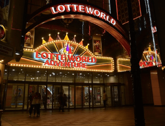Save 45% on Lotte World tickets Seoul South Korea theme park