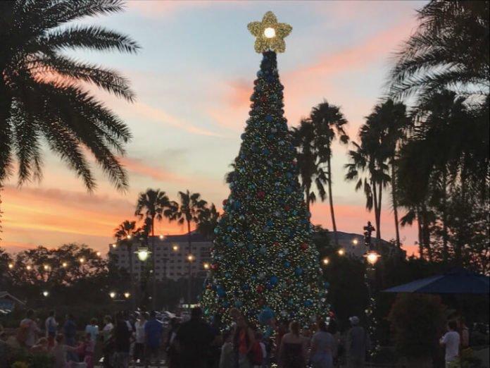 10 reasons to visit SeaWorld Orlando at Christmas shows, trees, meet Santa & Rudolph