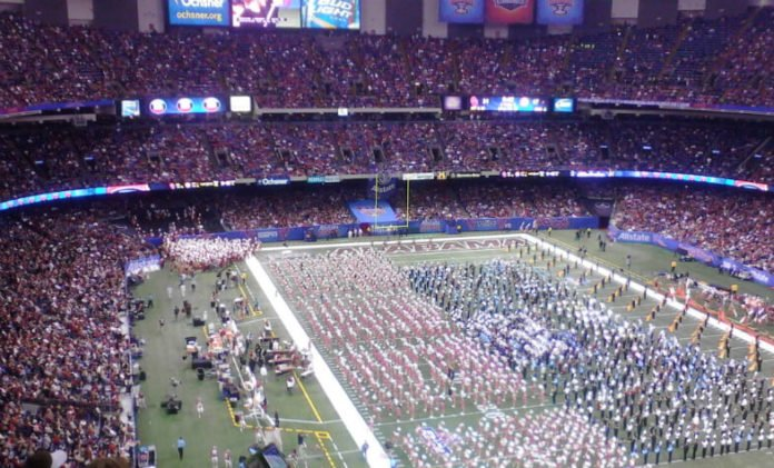DIscounted Sugar Bowl Tickets most affordable found online Clemson Alabama