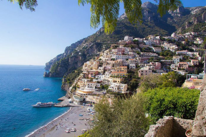 Amalfi Coast Italy trip tours of Capri Island & Pompeii sweepstakes