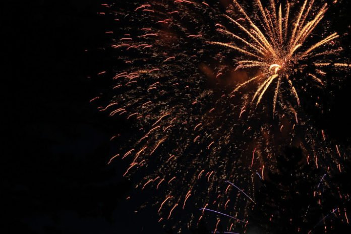 LEGOLAND Florida discount tickets to Kids New Years Eve party with special glasses for fireworks countdown