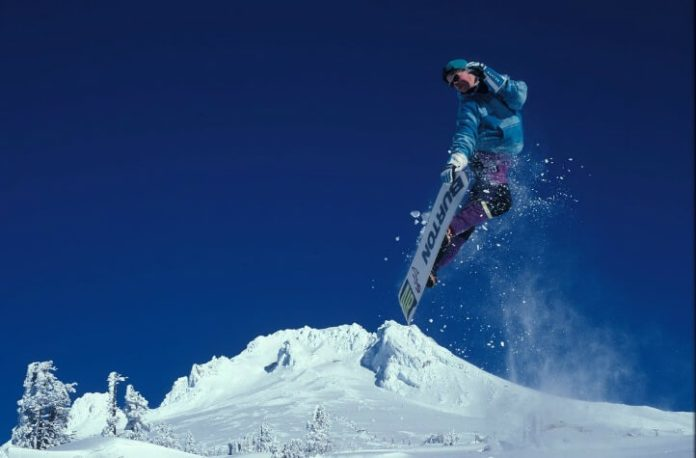 Win $10000 in cash to use on winter vacation snowboard ski