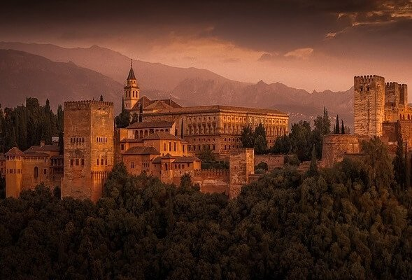 Andalusia Spain vacation sweepstakes win airfare voucher hotel stay cooking class & tours
