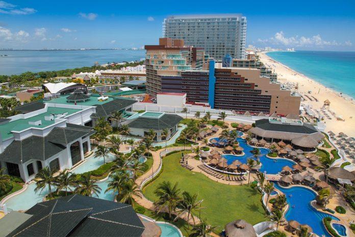 Top 10 Cancun Mexico hotel deals Hyatt Zilara, Riu, Temptation, Pyramid
