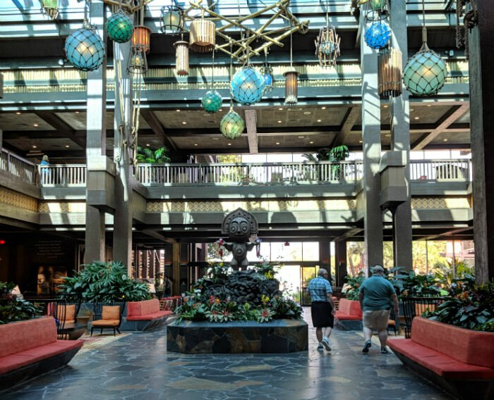 Great Ceremonial House at Disney's Polynesian Village Resort