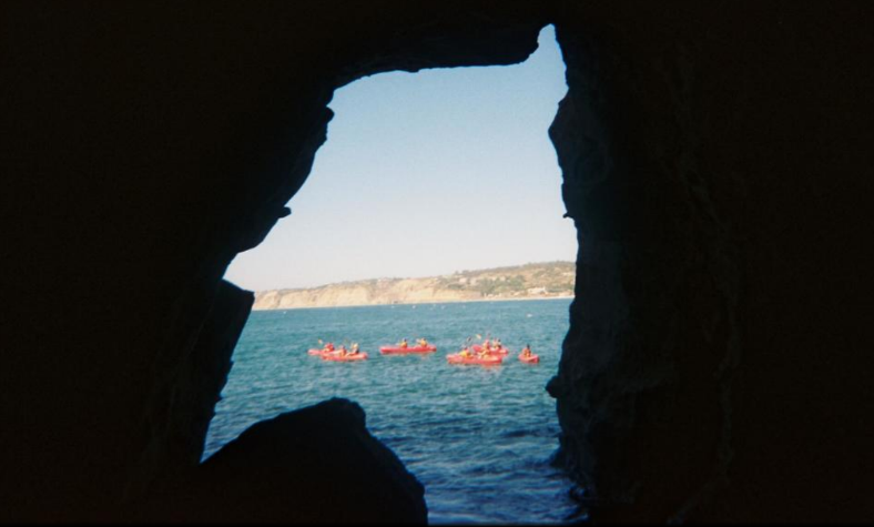 Save On Kayak Tours of the Seven Caves & La Jolla California