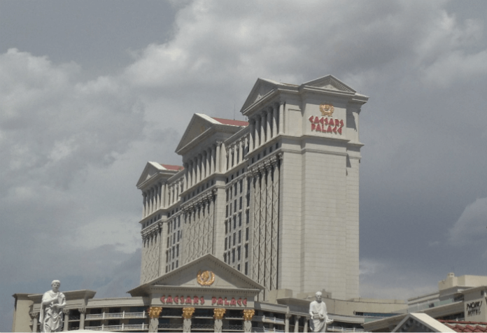 St. Louis flight to Las Vegas & hotel package Caesar's, SLS, Rio, Palms, Lucky Dragon, Plaza