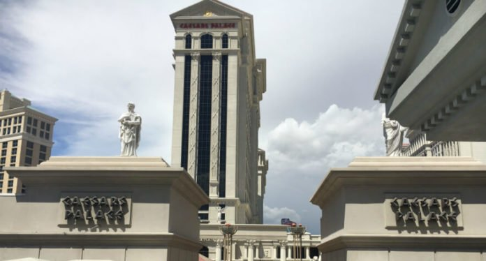 Las Vegas flight hotel vacation packages Caesar's, MGM, LINQ, TI, Renaissance