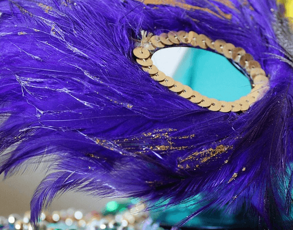 Save 45% on club house admission to Mardi Gras party at Santa Anita Parkin Arcadia California