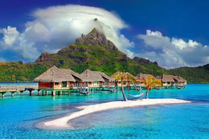 Win a free trip to Four Seasons Bora Bora & travel voucher, flight