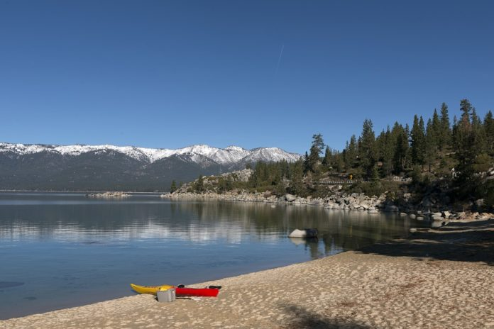 Lake Tahoe vacation packages airfare & hotel stays at Hard Rock, MontBleu, Landing, Beachcomber