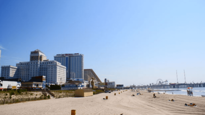 Atlantic City hotels under $100 Harrah's, Bally's,, Caesar's, Tropicana, Showboat, FantaSea