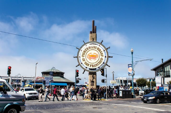 San Francisco Hotel Tour Package