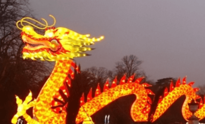 Chinese Lantern Light Festival in San Francisco Bay Area discounted price