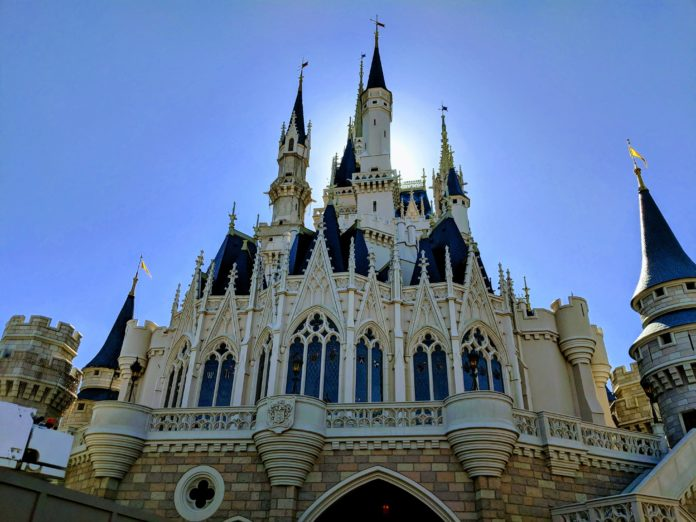 Cinderella Castle at Magic Kingdom in Walt Disney World Florida