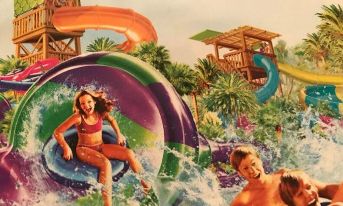 Aquatic San Diego water park season pass under $50